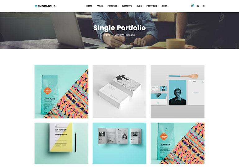 portfolio gallery rip graphics